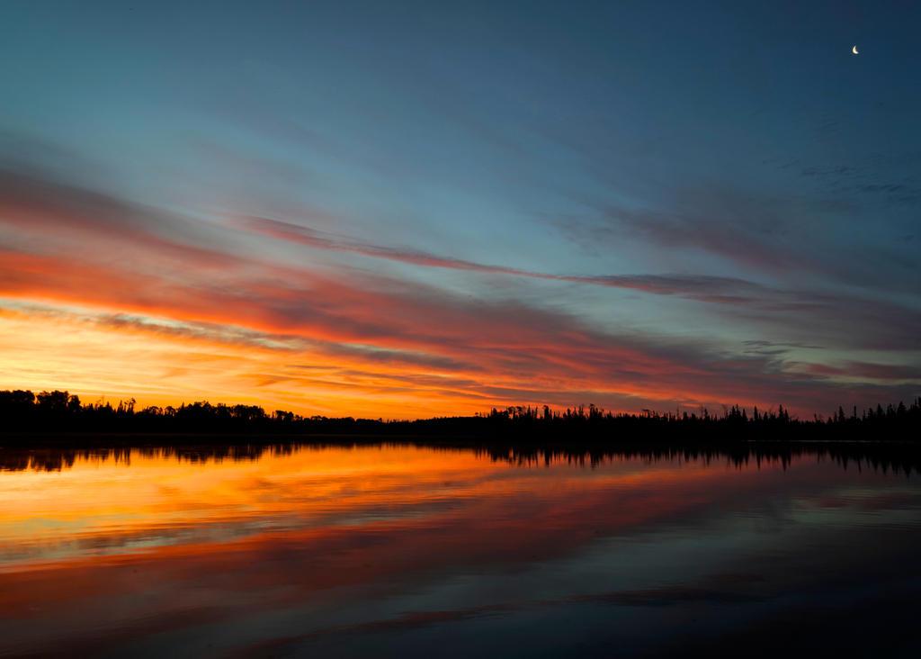 Sunrise O'Sullivan Lake #2