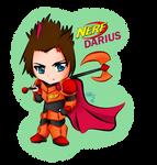 Nerf skin Darius