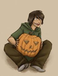 Call me Pumpkinface
