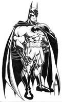 Iron Jaw Bat-man