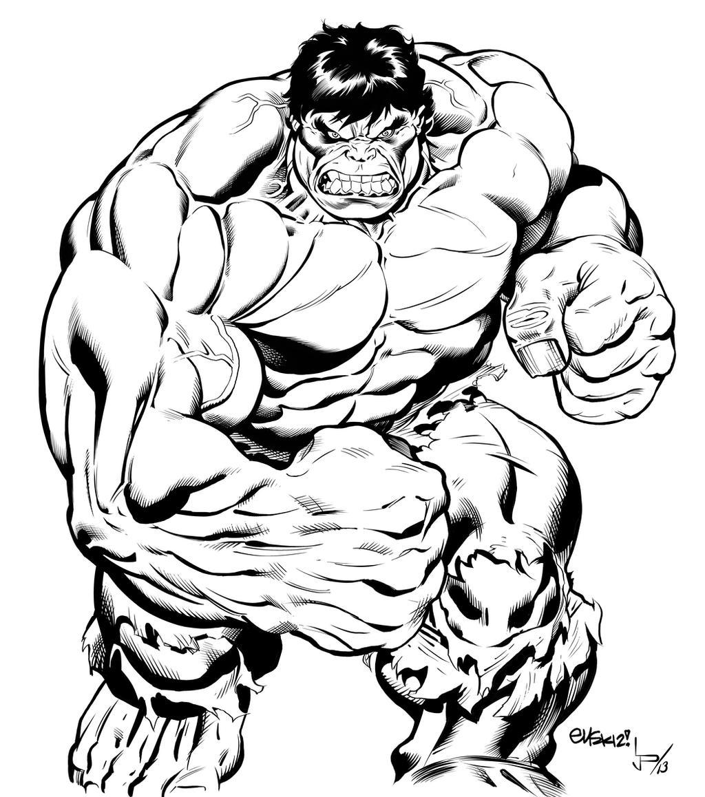 Hulk Face Line Drawing : Hulk wip drawing by cust m on deviantart
