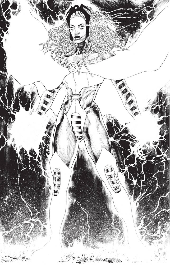 Storm Commission by LuisPuig