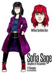 DC: Sofia Sage [Comm]