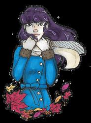 DC DNA: Autumn Chill Leiko
