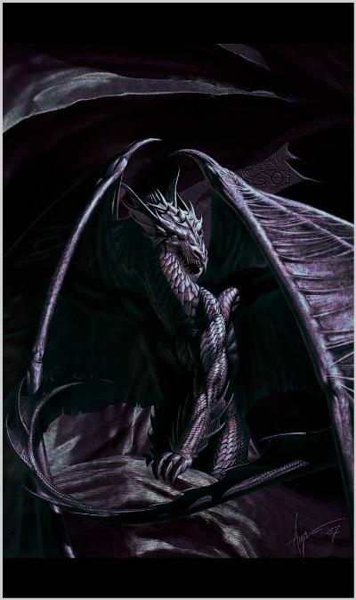 Shadow Dragon Slayer Magic | Kage no Metsuryū Mahō | 影の滅竜魔法 | WIP | Shadow_dragon_by_tehfrostyheart-d72ydrw