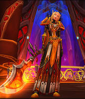 Blood Elf Character by narutosmine