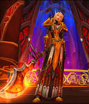 Blood Elf Character