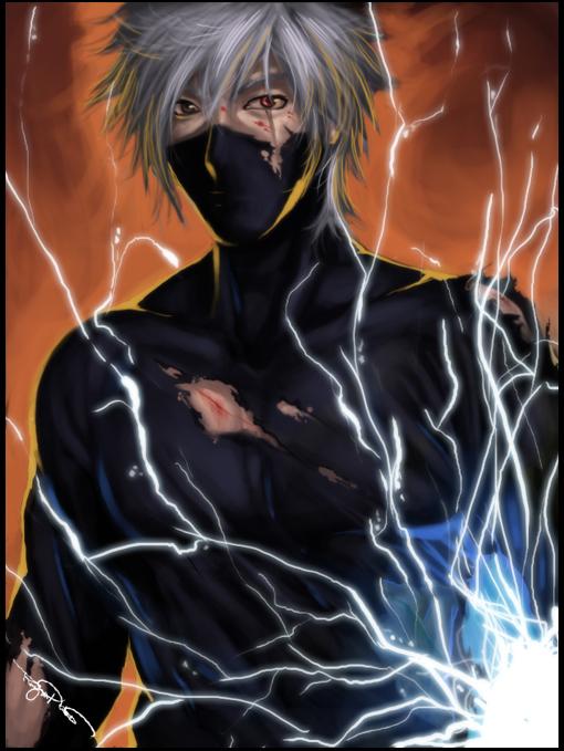 Battlescarred Copy Ninja by Artipelago