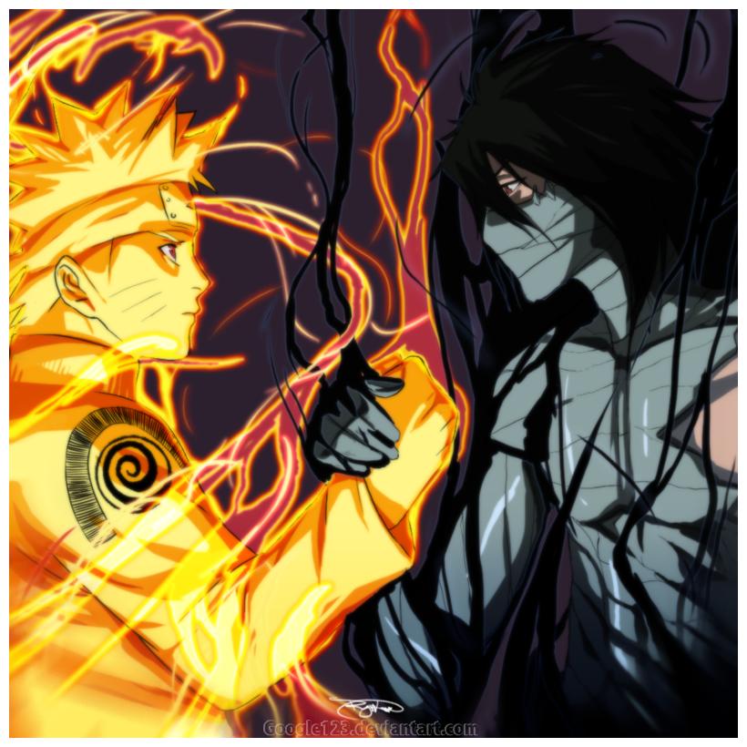 .:: Ichigo X Naruto ::. by Artipelago