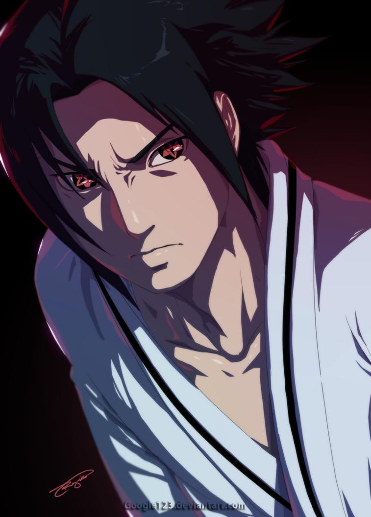 Sasuke's Eternal Mangekyou by Artipelago