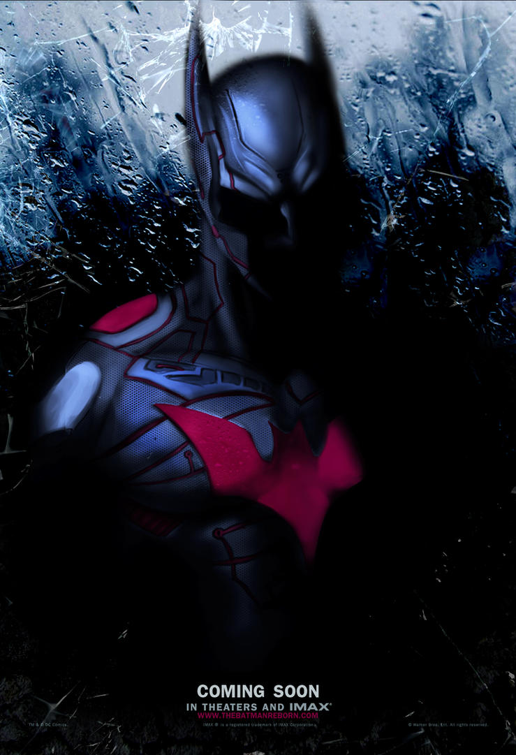 The Batman Reborn by Artipelago
