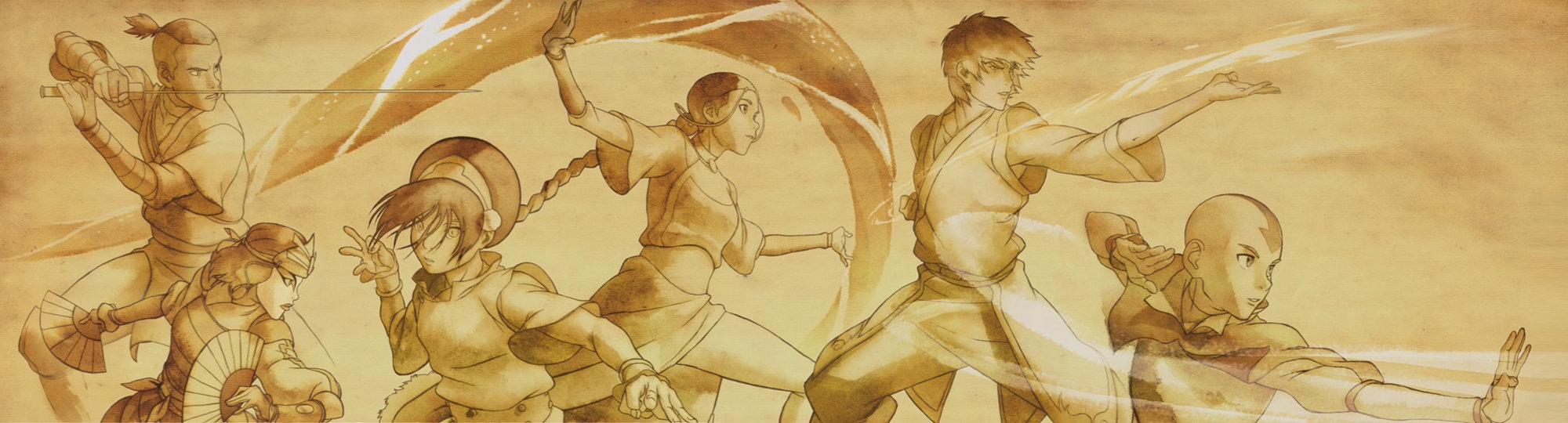 Legend of Aang by Artipelago