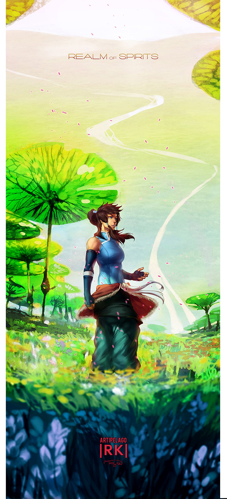 Korra: Realm of Spirits by Artipelago