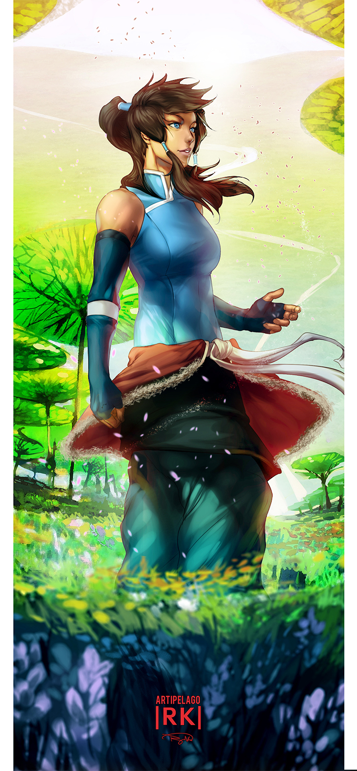 Korra: Realm of Spirits II by Artipelago