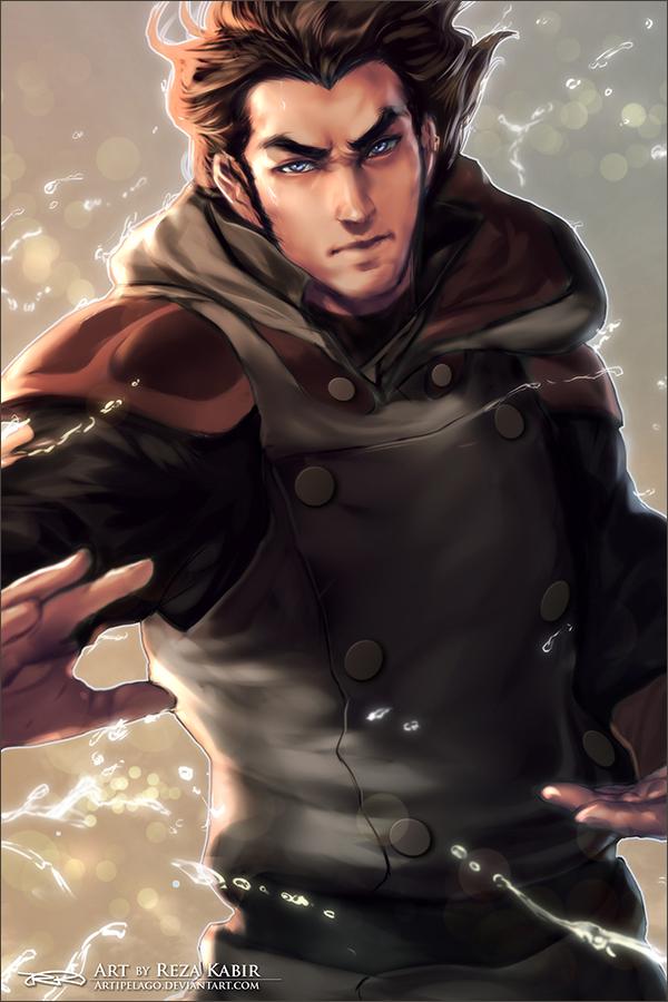 Amon by Artipelago
