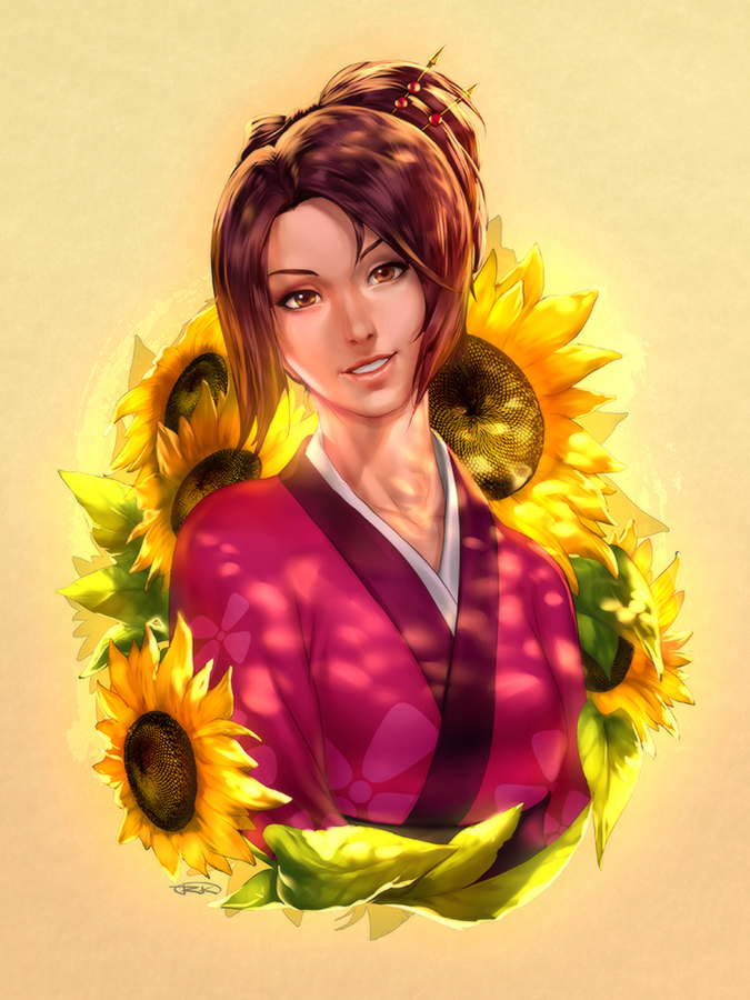 Fuu Kasumi by Artipelago