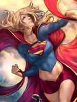 SuperGirl by Artipelago