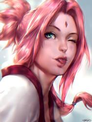 Future Sakura by Artipelago