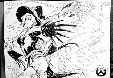 Witch Mercy by Artipelago