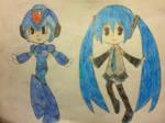 Miku and X :Request to DaisylovesLuigi4ever:
