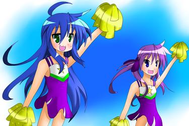 Lucky Cheerleaders