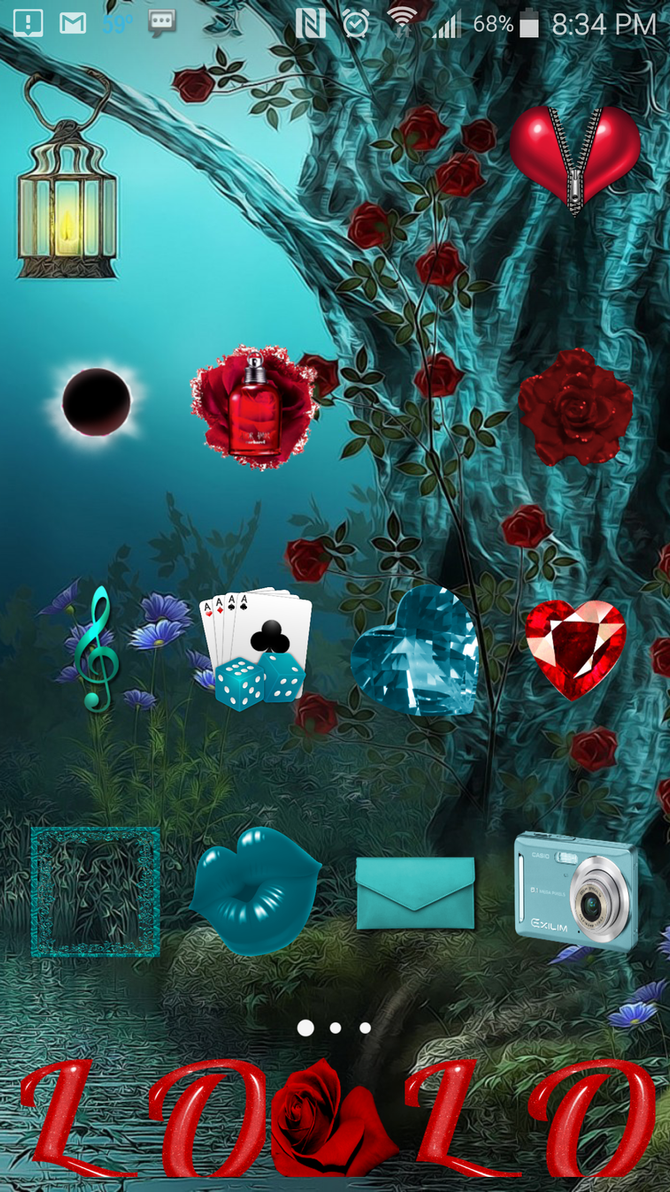 Android Screenshot by akalolom