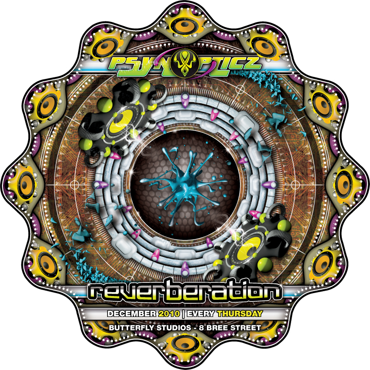 Psynopticz - Reverberation '10 by Biode