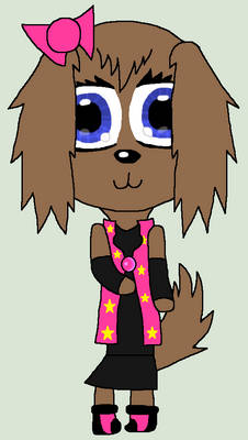 Totora Characters - Carly Chibi