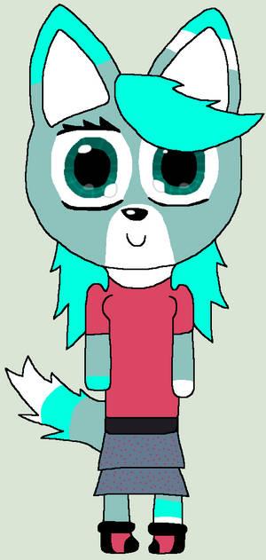 Totora Characters - Cecelia Chibi