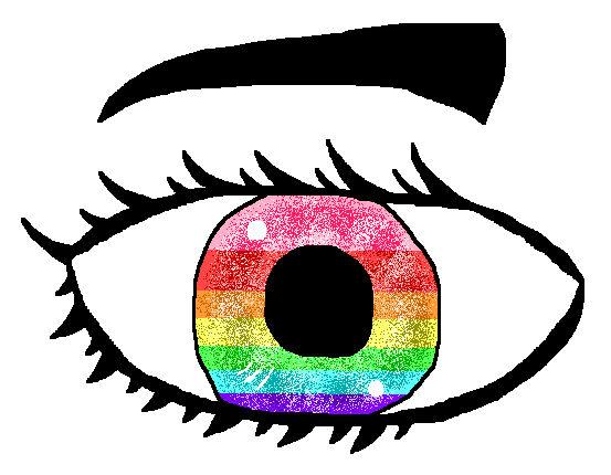 LGBT Support Eye