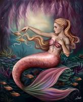 Pink Dreams by Dim-Draws