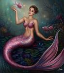 Mermaid Oriane