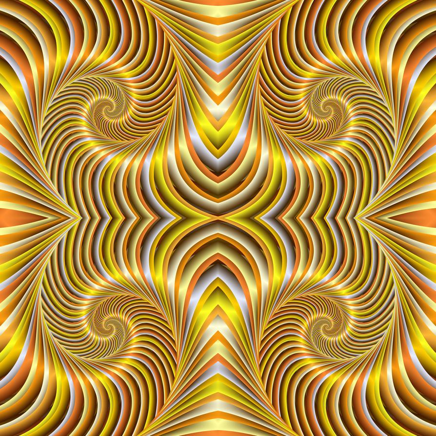 Spiral Pattern by MelanieMertens