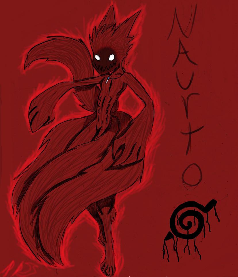 Kyuubi no Naruto by LarayaDracomshu on DeviantArt Naruto X Fem Kyuubi Fanfic