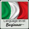 Italian  Beginner by angel-san-kitty12