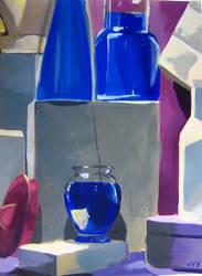 Transparent Still Life by barbitone