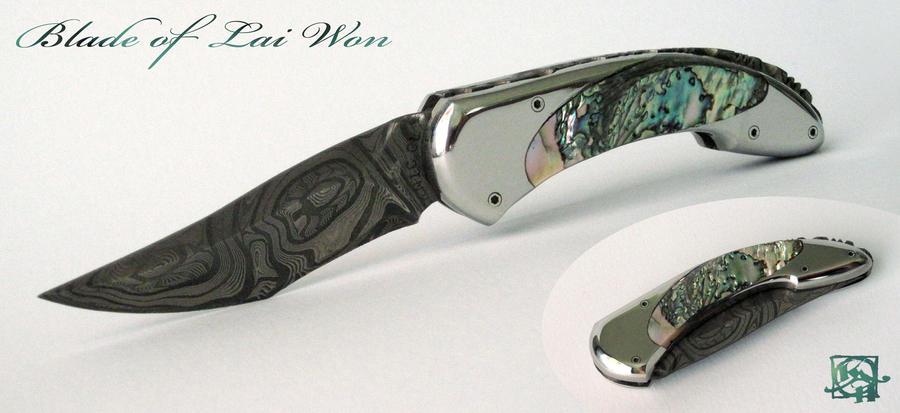 ,', Blade of Lai Won ,',