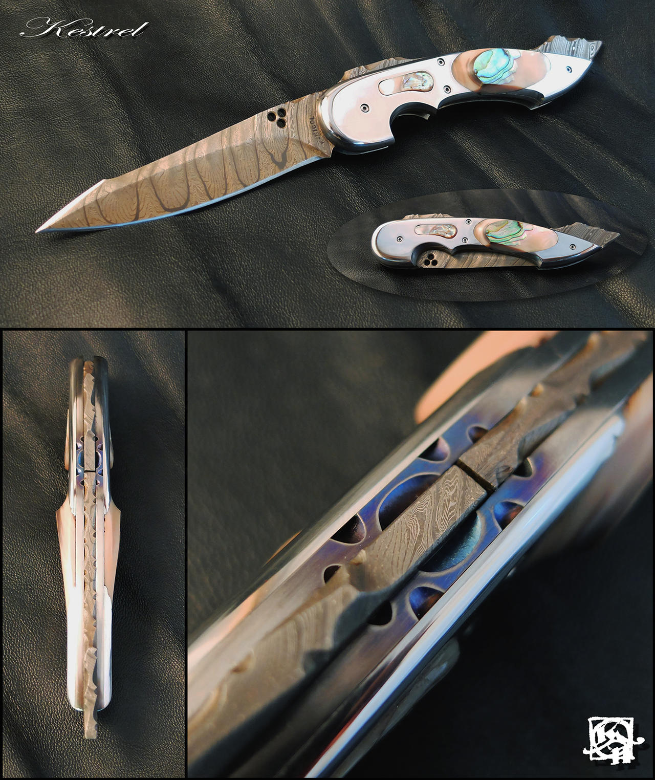 Kestrel Dagger Point by HundredHands