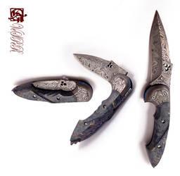 Vesper Folding Knife