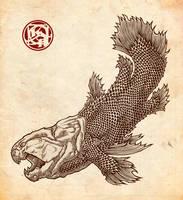 Ancient Sea Dragon