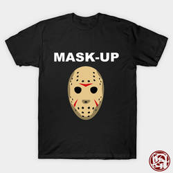 Mask Up: Jason Voorhees