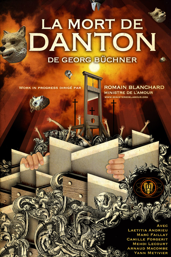 Danton's Death - Part  II by speedburger