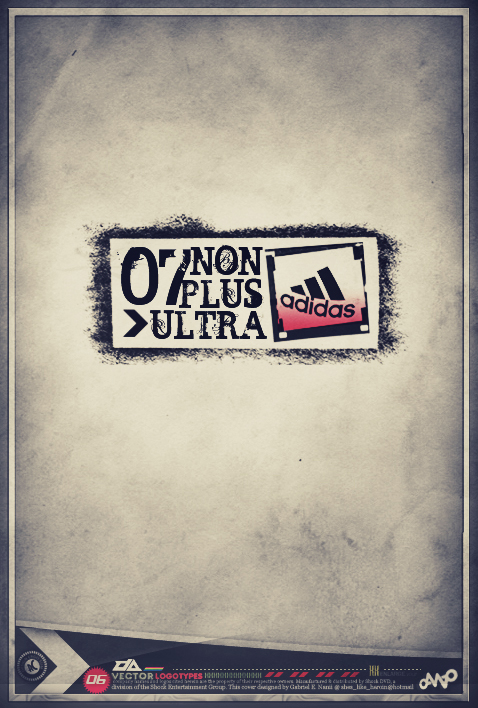 . Adidas Non Plus Ultra