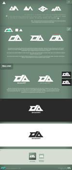 . da Logo -Step by Step-