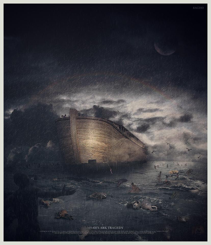 Noah's Ark Tragedy by Raczso