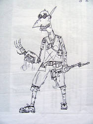 Junkyard Engineer