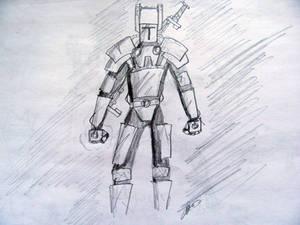 Laser Knight V1