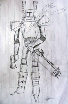 Laser Knight V2