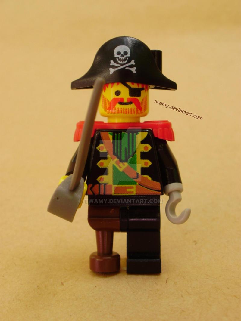 lego pirates by Twamy