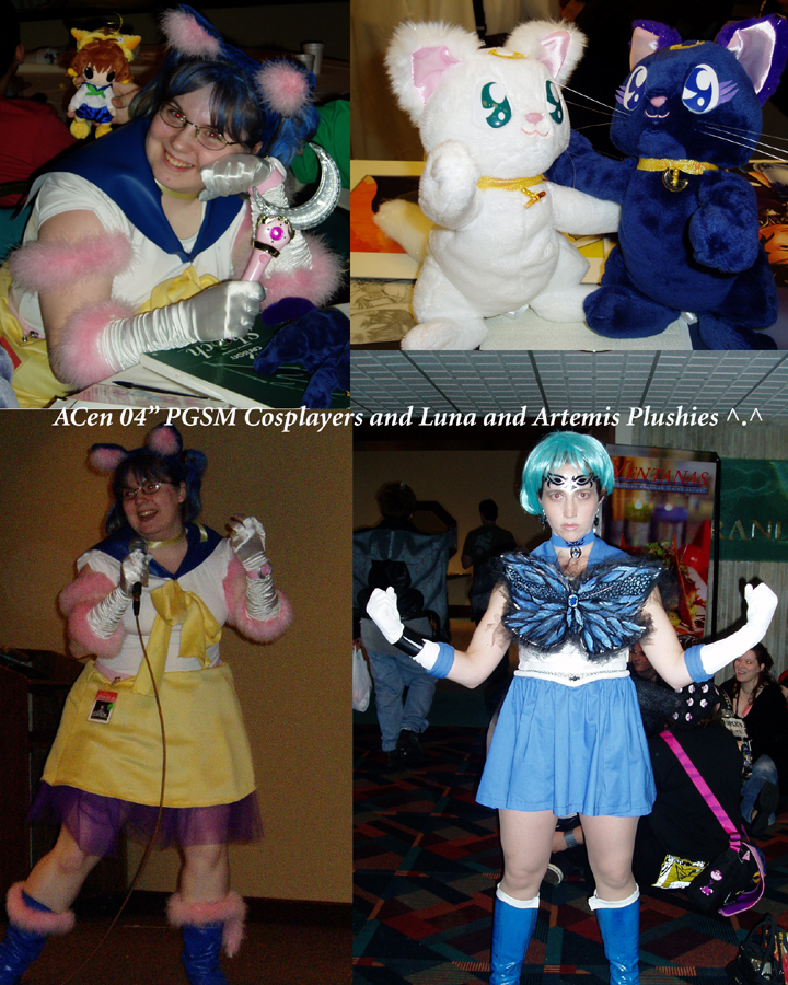 ACen 04 PGSM Cosplayers by lilly-peacecraft